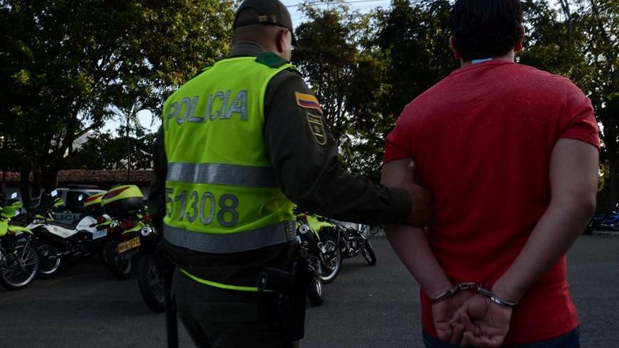 Alias 'Motolo'. Foto: Policía Metropolitana