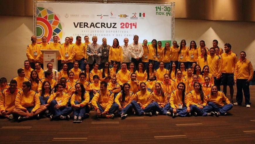 Colombia en Veracruz 2014 Copiar