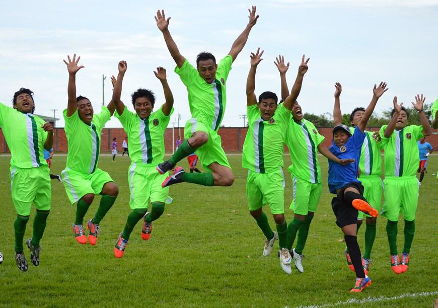 Campeonato Nacional de Fútbol de Pueblos Indígenas