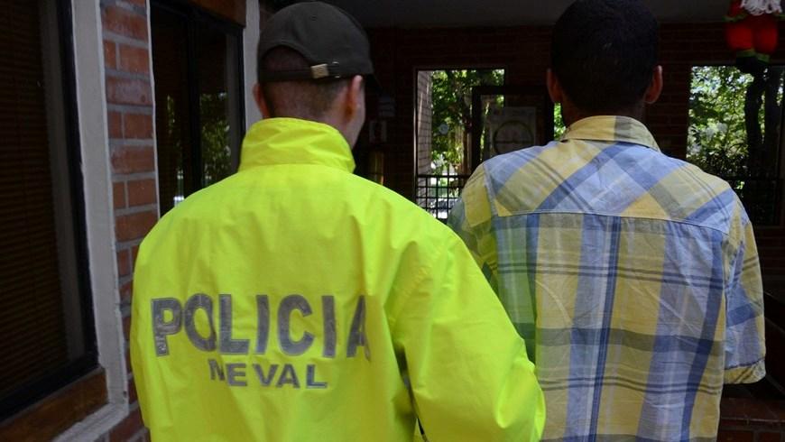 Foto: Alexánder Torres. Policía Metropolitana