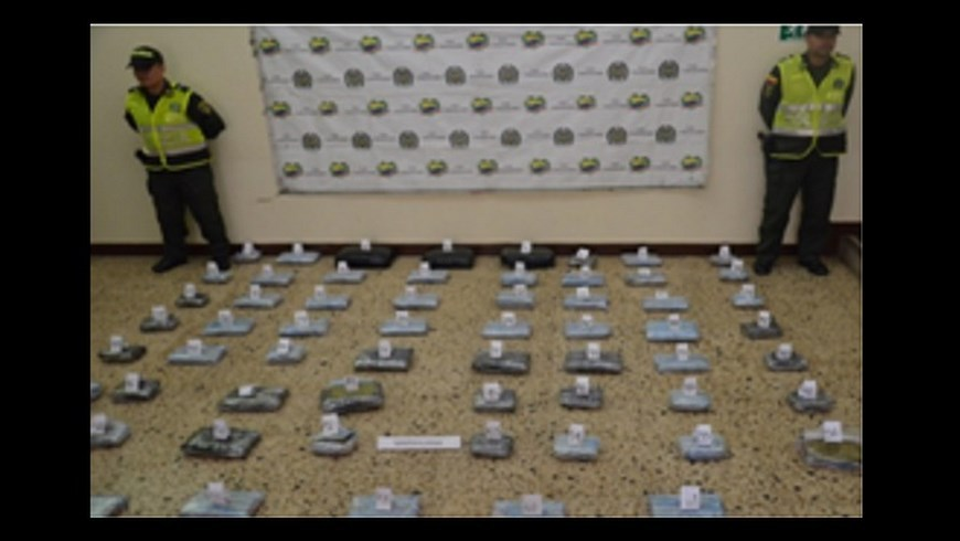 Foto: Policía Fiscal y Aduanera