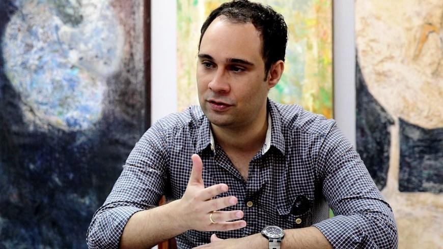 El presidente ejecutivo de la Cámara de Comercio de Cúcuta, José Miguel González.