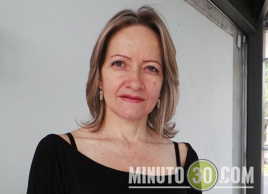 Nora Luz Salazar Marulanda, coordinadora del Living Lab de Telesalud.