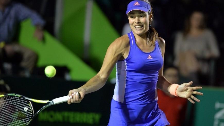 La tenista serbia Ana Ivanovic. EFE