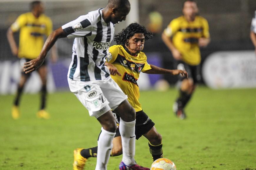 Nacional regresará a escena en la Copa Libertadores, el 9 de abril