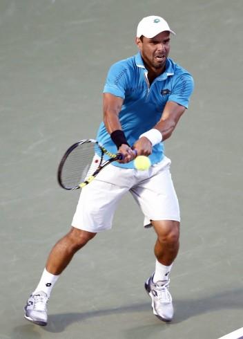 El tenista Alejandro Falla.