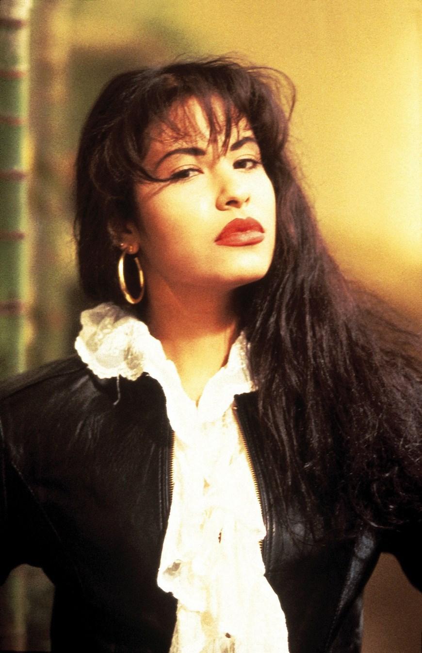 Fotografía sin fecha de la cantante Selena. EFE/Archivo