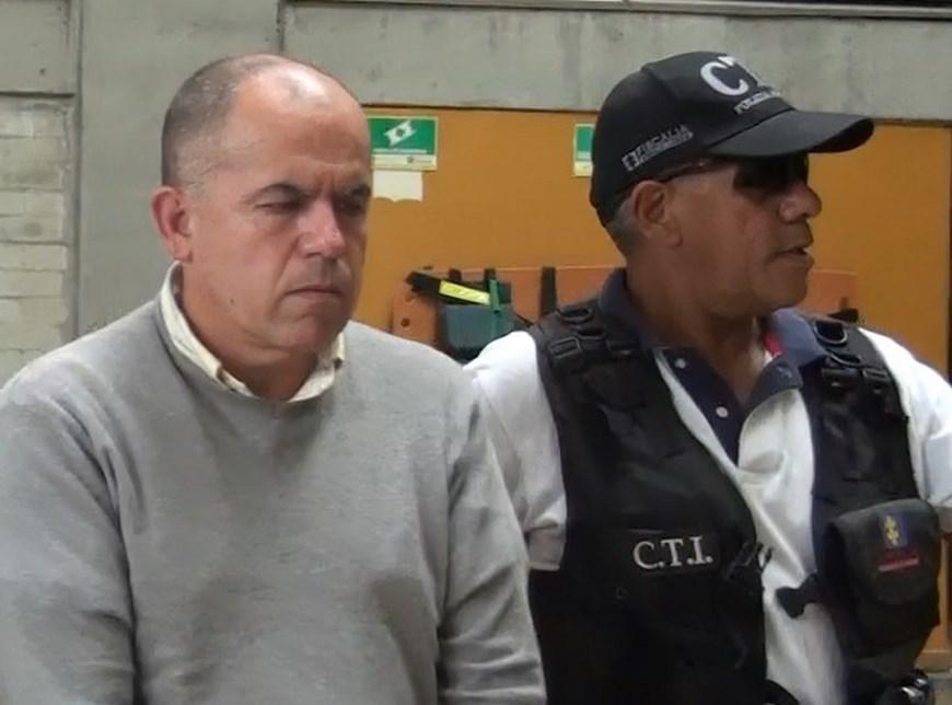 Jorge Eliécer Cárdenas Marín. Cortesía
