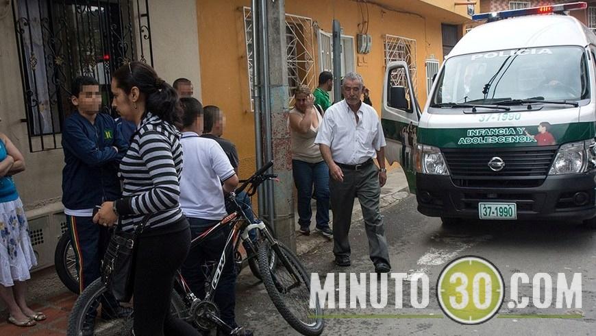 MUJER MUERTA Y ADOLESCENTE DESAPARECIA EN CALDAS (8)