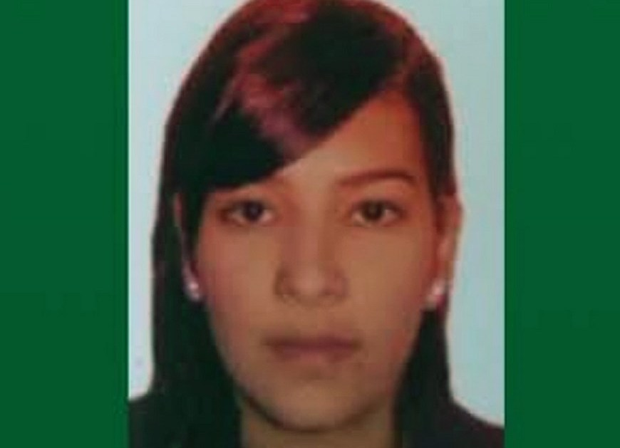 Lizeth Colorado Higuita, alias 'Pocahontas'.