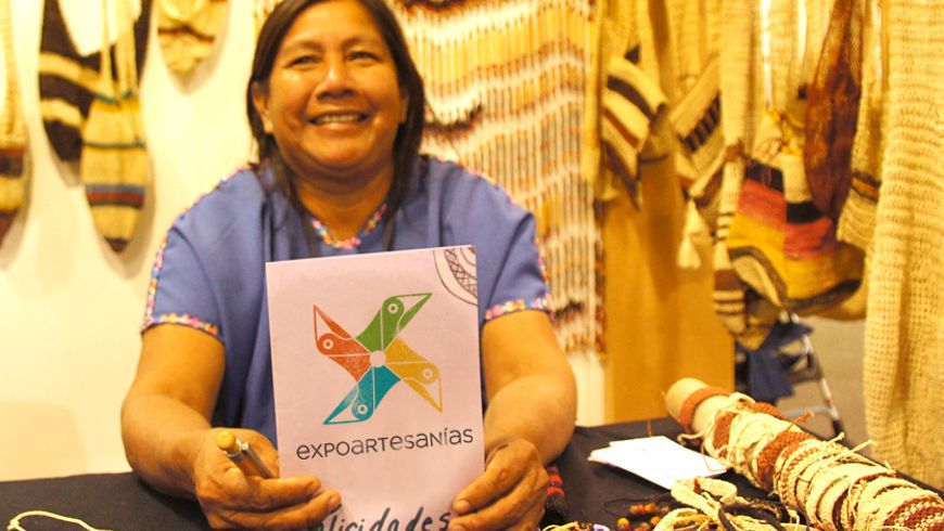 Imagen: Artesanías de Colombia