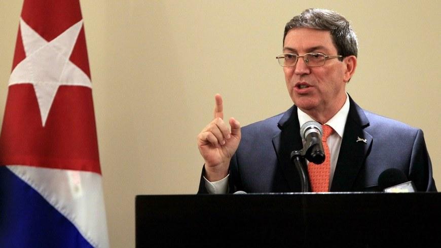 Canciller cubano Bruno Rodr%C3%ADguez APP