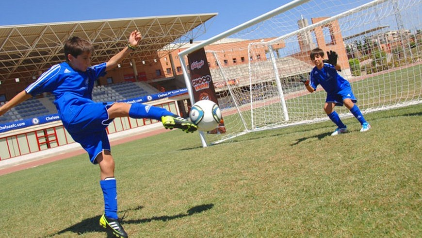 Escuela de Futbol del Chelsea