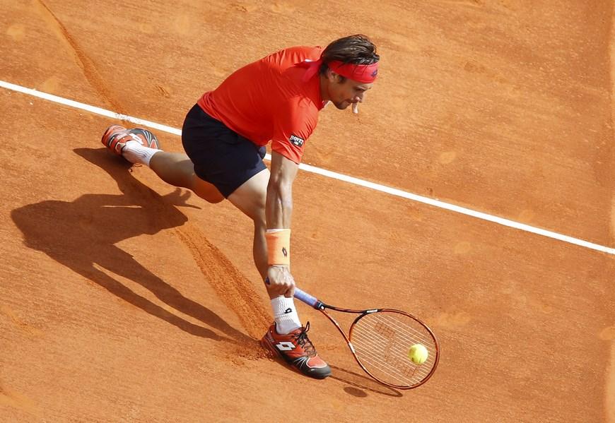 El tenista español David Ferrer. EFE/Archivo