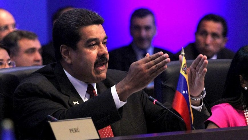 Maduro Cumbre APP