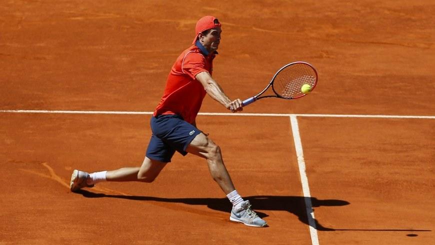 El tenista español Guillermo García-López. EFE/Archivo