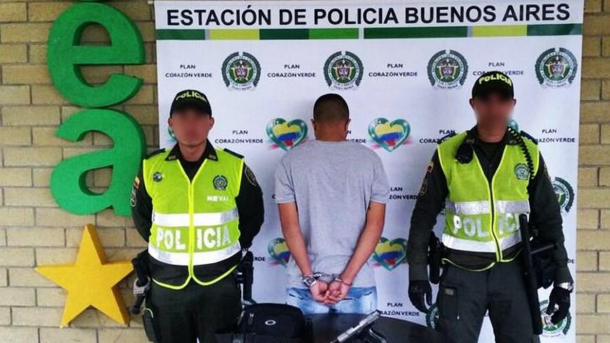 Buenos Aires con pistola Copiarapp