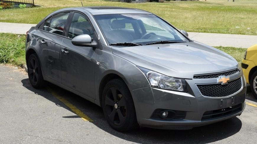 Chevrolet Cruze recuperado Copiarapp2