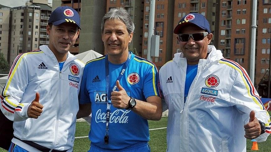 Cuerpo t%C3%A9cnico Colombia Sub 20 Copiar