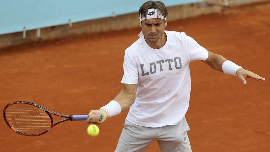 El tenista español David Ferrer. EFE