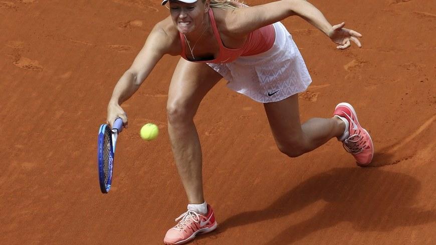 Maria Sharapova 1 portada