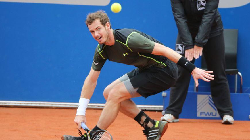 El tenista británico Andy Murray. EFE.