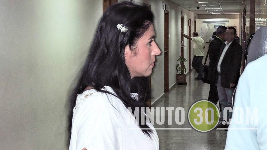 Neira Patricia Londoño Arrendondo, cabecilla banda ladrones