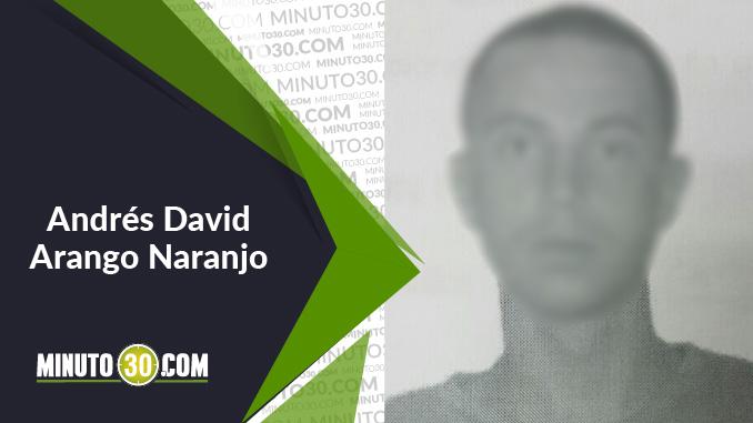Andrés David Arango Naranjo
