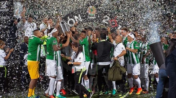 atletico nacional campeon de copa libertadores 4 Copiar