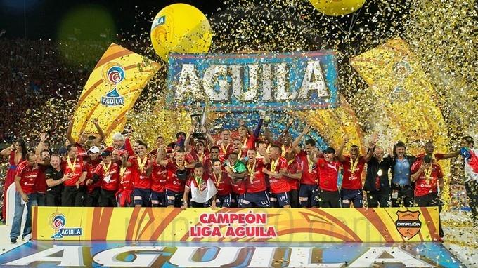 deportivo independiente medellin campeon liga aguila 3 Copiar
