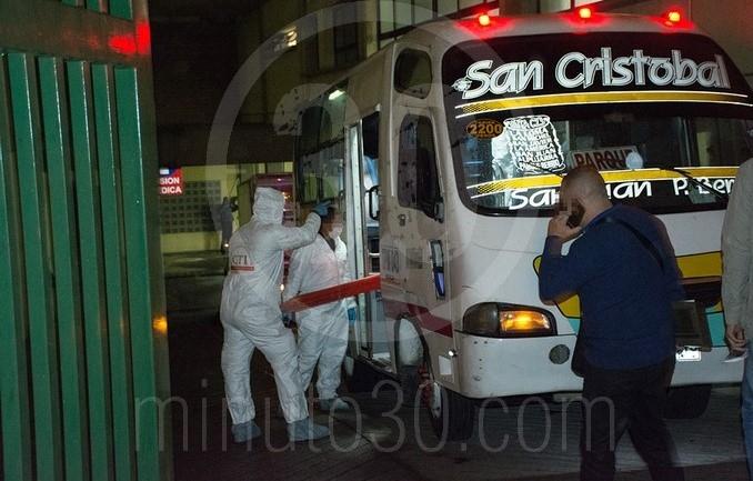 homicidio bus 7