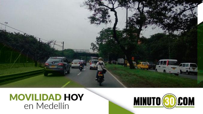 Movilidad Medellín.