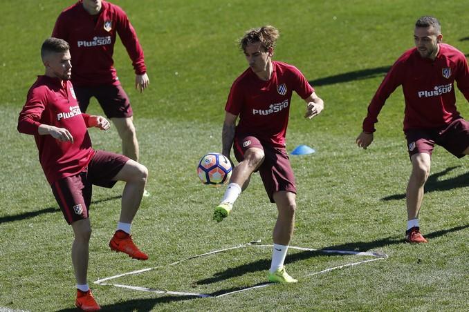 Atletico Madrid 1