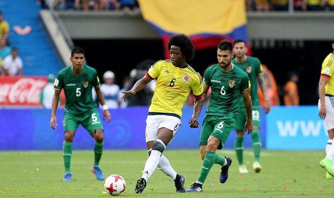Colombia Bolivia 1