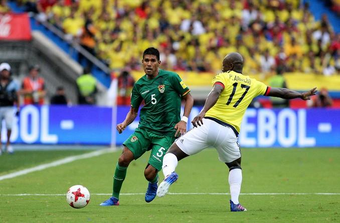 Colombia Bolivia 2