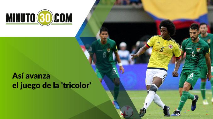 Colombia Bolivia