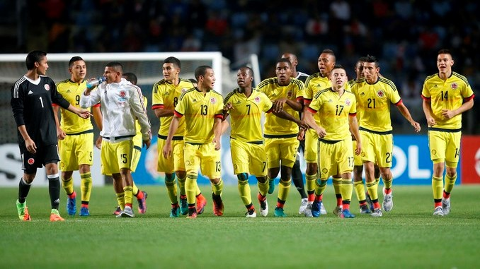 COLOMBIA - PARAGUAY