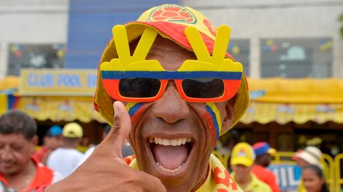 Hinchas Seleccion Colombia 1