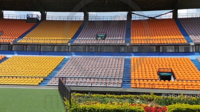 Tribuna Estadio Copiar