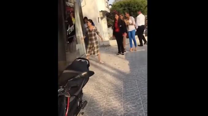 Amenaza en Barranquilla.