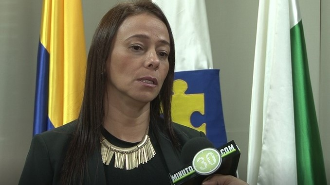 Claudia Carrasquilla, directora de Fiscalías de Medellín