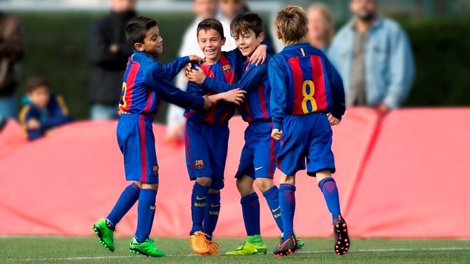 Barcelona Infantil 1