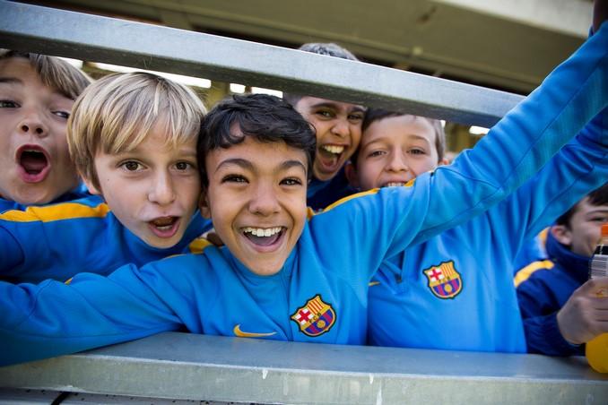 Barcelona Infantil 3