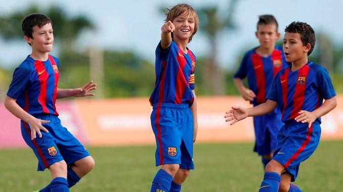 Barcelona Infantil 4