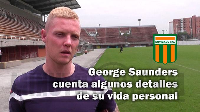 George Saunder