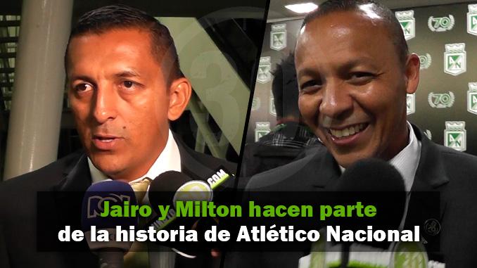 Jairo Patino Milton Patino