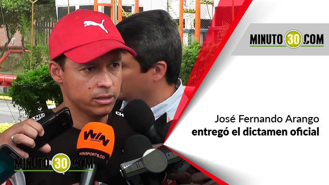 Jose Fernando Arango Medico Medellin