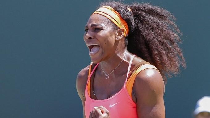 La estadounidense Serena Williams 2