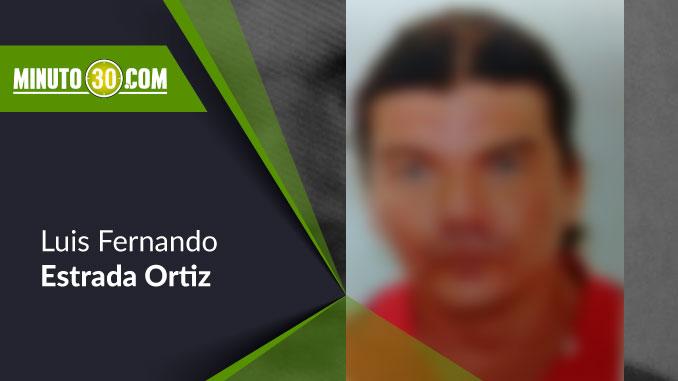 Luis Fernando Estrada Ortiz