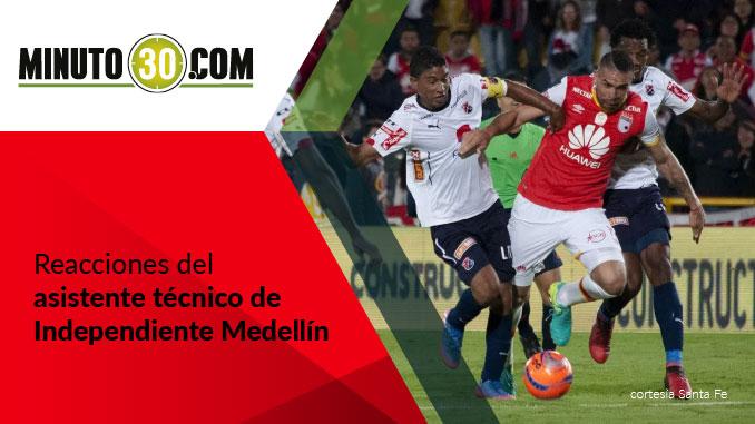 Medellin Santa Fe